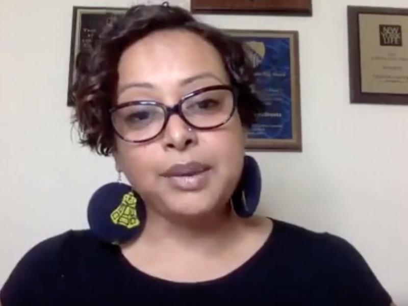 "Avanza Latino: Chandra Brooks Women's Rights Advocate ""Speak Like a Boss"" Video 2"
