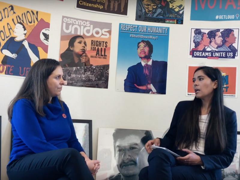 Avanza Latino: Interview with Diana Tellefon Torres